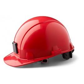 Каска защитная СОМЗ-55 FAVORIT HAMMER красная