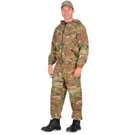 """Костюм """"Сталкер"""" куртка, брюки (тк. сорочечная) КМФ Цифра зеленая"""