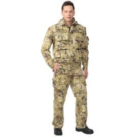 """Костюм """"Тигр"""" куртка, брюки (тк. Орион 210) КМФ Савана"""