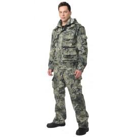 """Костюм """"Тигр"""" куртка, брюки (тк. Орион 210) КМФ Степь"""