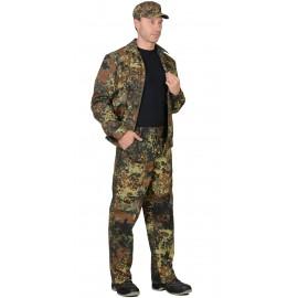 "Костюм ""Рысь"" куртка, брюки (тк. Рип-стоп 210) КМФ Флектарн"