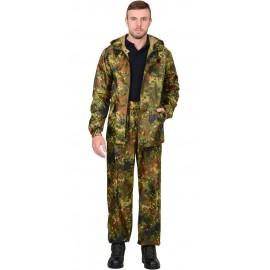"Костюм ""Турист"" куртка дл., брюки (тк.Оксфорд) КМФ Пиксель"