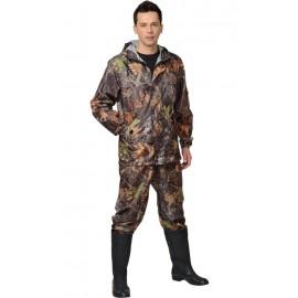 """Костюм """"Турист"""" куртка дл., брюки (тк.Оксфорд) КМФ Темный лес"""