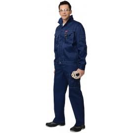 """Костюм """"Плутон"""": куртка, брюки тёмно-синий"""