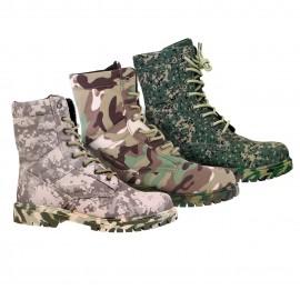 """Ботинки с высоким берцем  """"Сайга"""" (мультикам), (пиксель), (пустыня)"""