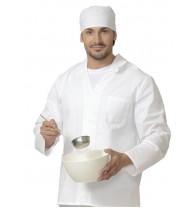 Косынка повара белая..