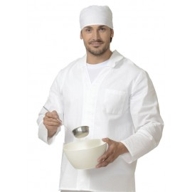 Косынка повара белая