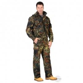 """Костюм """"Тигр"""" куртка, брюки (тк. Рип-стоп 210) КМФ Флектарн"""