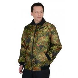 """Куртка """"Пикник"""" демисезон.укороченная (тк. Оксфорд) КМФ Пиксель"""