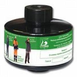 Коробка малого габарита с фильтром КД (К1Р1) (пластиковый корпус, противоаэрозольный)