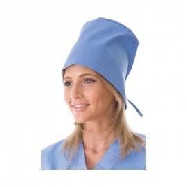 Колпак медицинский (смесовая) голубой (СТ)