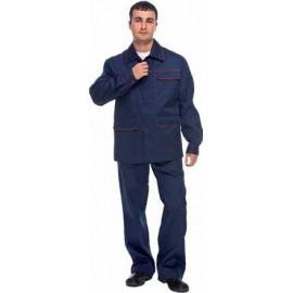 """Костюм """"Профессионал"""" мужской летний: куртка, полукомбинезон"""
