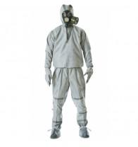 Костюм химзащиты лёгкий Л1: куртка, брюки, перчатк..