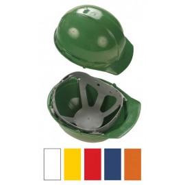 """Каска """"BLENHEIM"""" AMPARO с пластиковым амортизатором белая, жёлтая,  красная,  оранжевая,  синяя"""